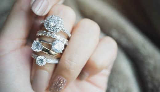 復縁を確実に引き寄せる!指輪をはめると良い指を知ろう